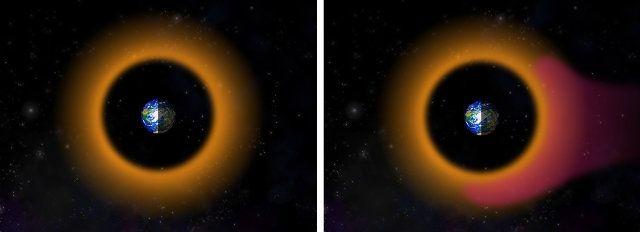 """Un articolo pubblicato sulla rivista """"Geophysical Research Letters"""" descrive una ricerca sul comportamento dell'anello di particelle che circonda la Terra. Usando le rilevazioni effettuate dallo strumento RBSPICE a bordo di una delle sonde spaziali van Allen della NASA è stato possibile stabilire che i protoni ad alta energia nella corrente ad anello si comportano in modo completamente diverso dai protoni a bassa energia. Leggi i dettagli nell'articolo!"""