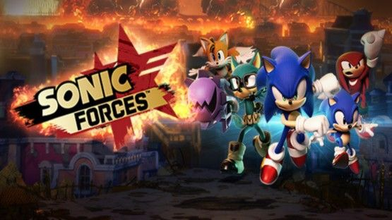 sonic forces pc download skidrow