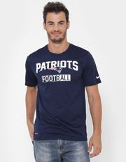 Playera Nike NFL New England Patriots All Football