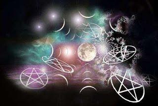 O Pentagrama - Wicca - Bruxaria - Paganismo - Gato Mistico