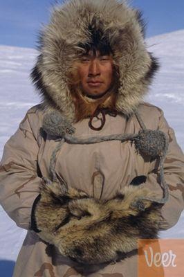 Anorak Inuit Yupik Culture Pinterest A Well