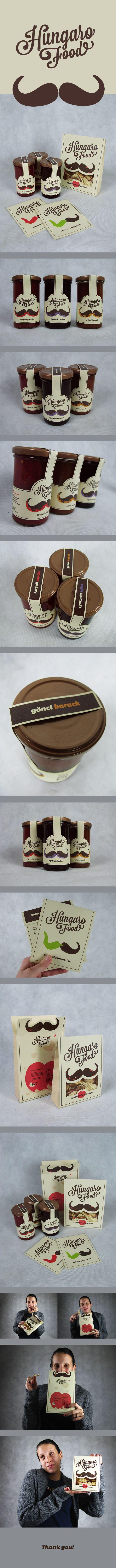 HungaroFood Brand&Packaging