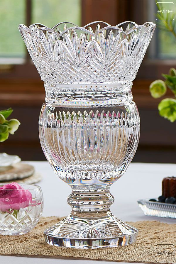 17 Best Images About Irish Waterford Crystal Linens On Pinterest Vase Jim O Rourke And