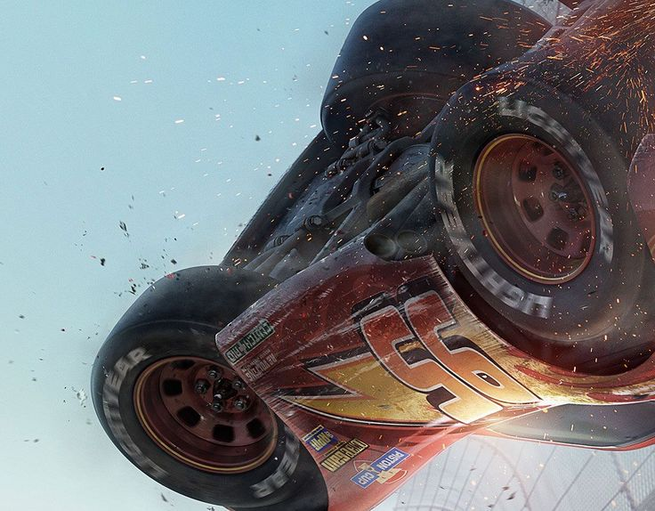 'Cars 3' Poster: Lightning McQueen Enters the Upside Down (Exclusive)