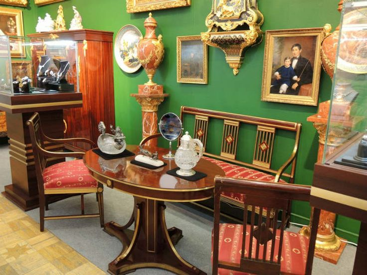 Дизайнер интерьера и Российский антикварный салон: точки соприкосновения