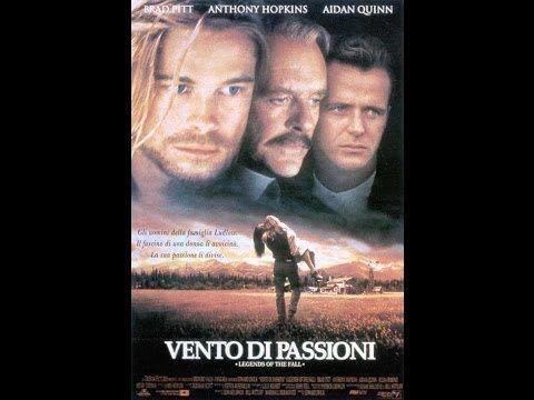 VENTO DI PASSIONI (1994) Con Brad Pitt - Trailer Cinematografico - YouTube