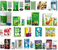 Celebrity weight loss supplements