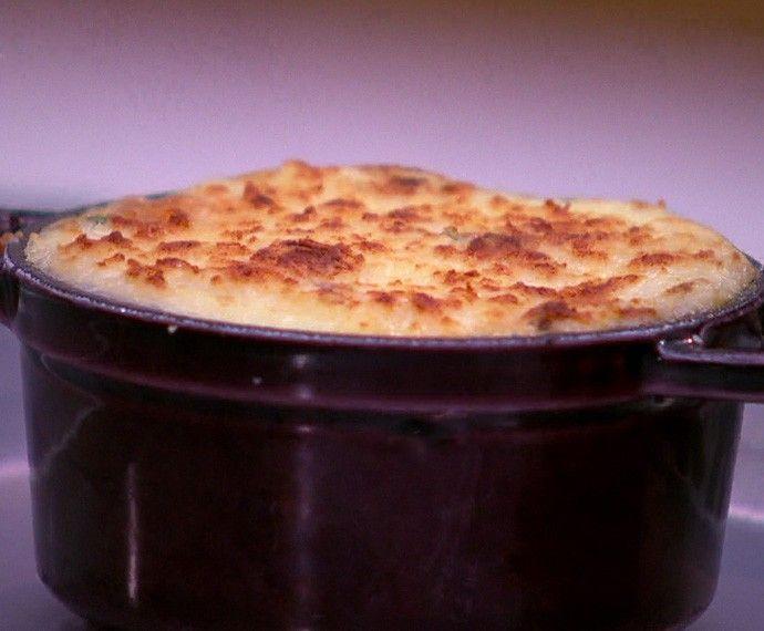Escondidinhos do chef Wanderson Medeiros   Carnes > Receitas de Escondidinho   Mais Você - Receitas Gshow