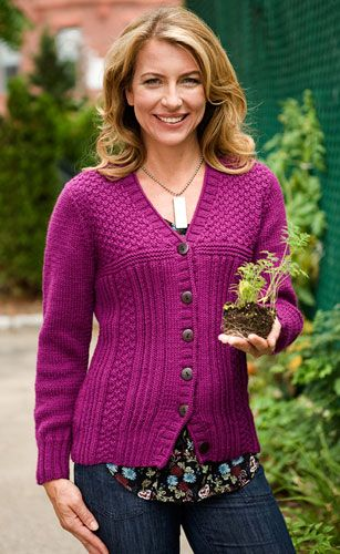 A classic cardigan, Drift, combines the gansey stitch patterns of our men's pullover, Beagle, with feminine fit.  This free pattern is available exclusively as a print-friendly PDF file - it's easy to read and requires less paper when printed. To download the pattern, just click the PDF link above. Trouble getting the PDF? Make sure you've downloaded the latest version of the freeAdobe Reader software.
