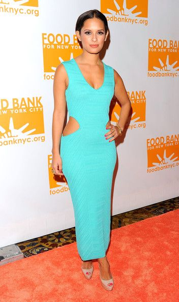 Rocsi Diaz - Food Bank For New York City 2012 Can-Do Awards Dinner