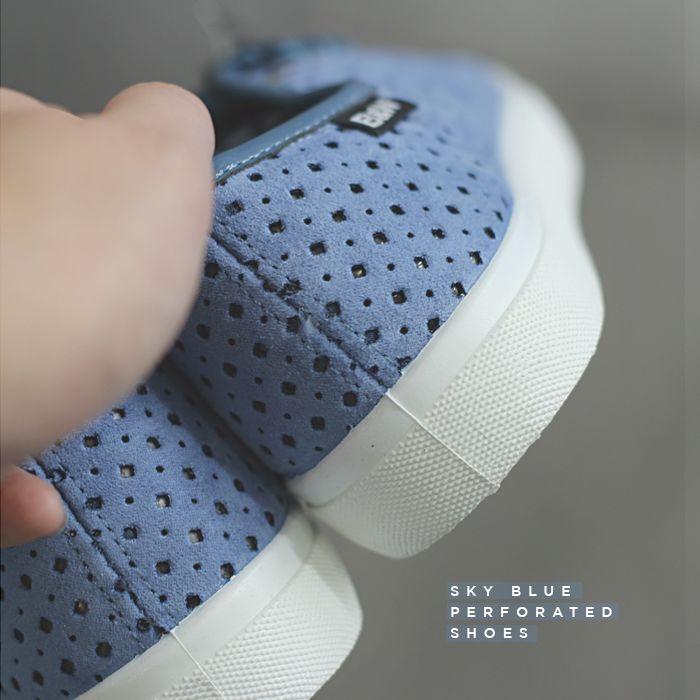 Zapatillas Azul Celeste para Muker. Tienda Online Break&Walk