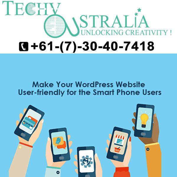 Website development company  in Techy Australia +61-(7)-30-40-7418