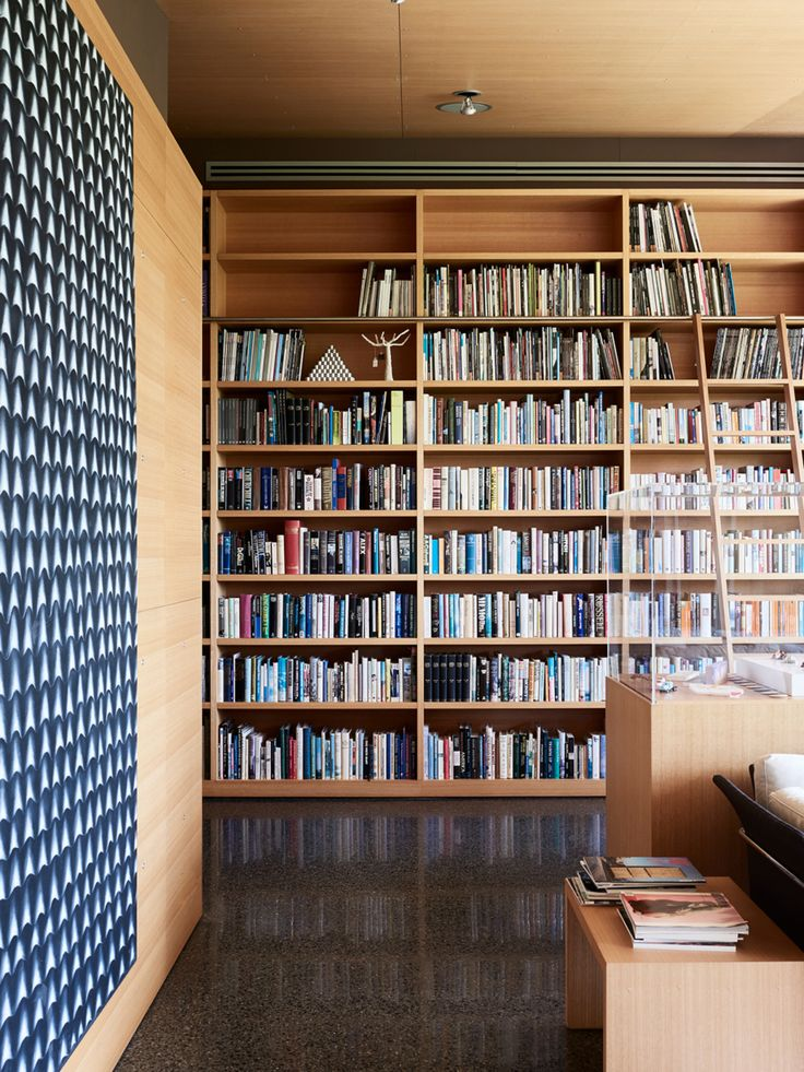 Top 10 Beautiful Bookshelves — The Design Files | Australia's most popular design blog.
