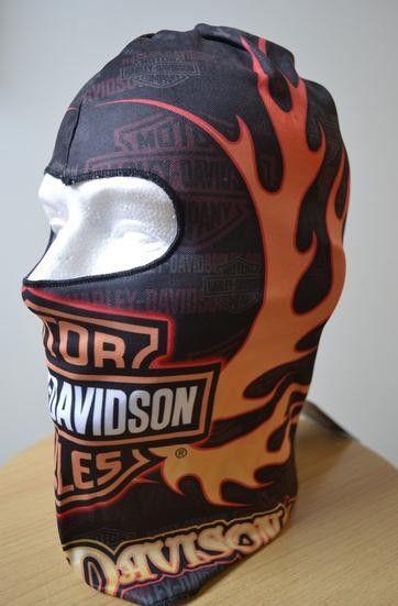 New Harley Davidson Balaclava Bandana Full face Mask headwear Scarf Warmer