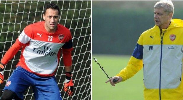 Este martes por fin se dará el debut de David Ospina en el arco del Arsenal