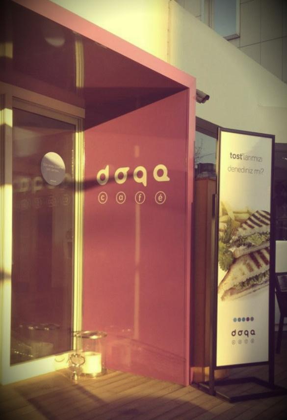 Doqa, Cafe, Coffee, Wake Up, Drink, Kahve, Mola, Taksim, Levent, Milk, Süt, Food, Morning, Breakfast, Kahvaltı, Takeaway, Paket servis, Service, Sandwiches, Toast