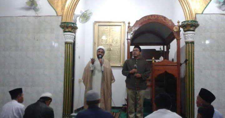 Alhamdulillah, akhirnya acara syiah bisa dibatalkan dan diganti dengan acara ahlussunnah yang menjelaskan kesesatan syiah.