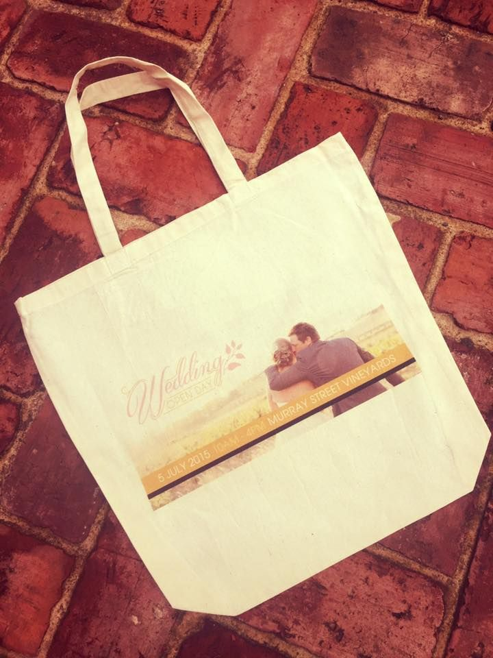 A sneak peak of our complimentary Wedding Open Day bag. Yours to fill up with information from over 15 local suppliers, to help plan your special day.  Gather your besties and come along to our Wedding Open Day, 5th July 2015 from 10am-4pm! #msvweddingopenday #wedding #bride #barossabride #mybarossa #msvwineay, 5th July 2015 from 10am-4pm! #msvweddingopenday #wedding #bride #barossabride #mybarossa #msvwine