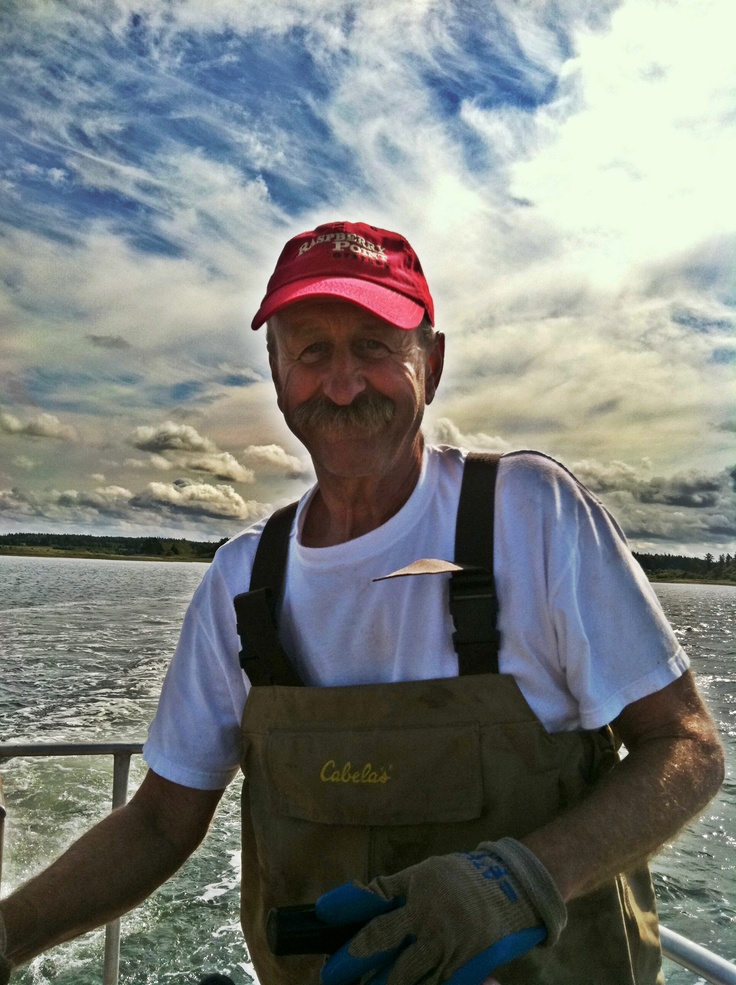 Scott Linkletter on #PEI. #Fishing in the North #Atlantic. peiflavours.ca