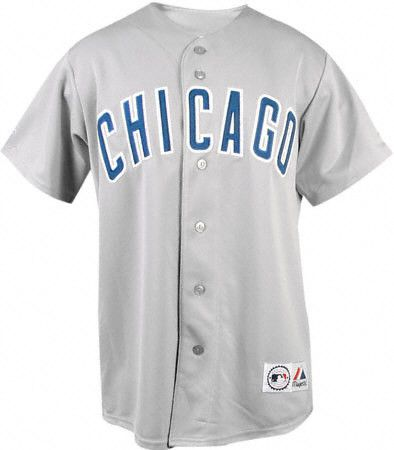 chicago cubs away jersey