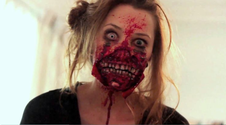 how to create a zombie look