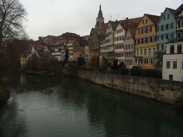 Germany, Tübingen!