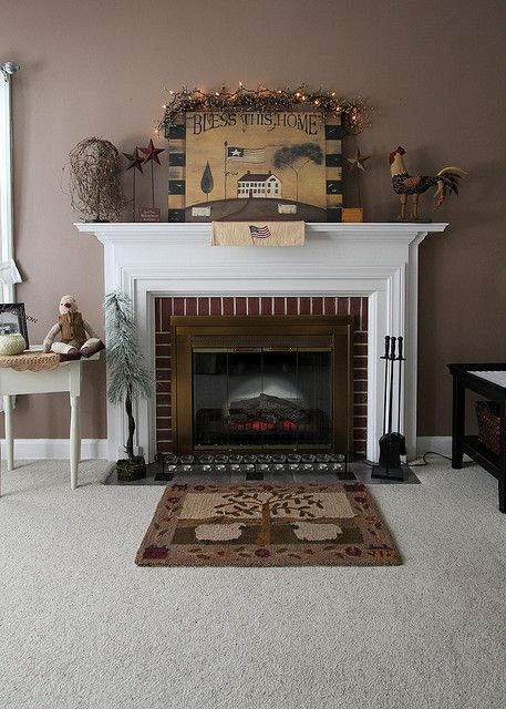 35 Best Mantles Fireplaces Images On Pinterest Merry