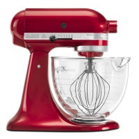 A thing of beauty.....Design Series, Kitchens, Apples Red, Candies Apples, Candy Apples, Kitchenaid, Glasses Bowls, Products, Stands Mixer