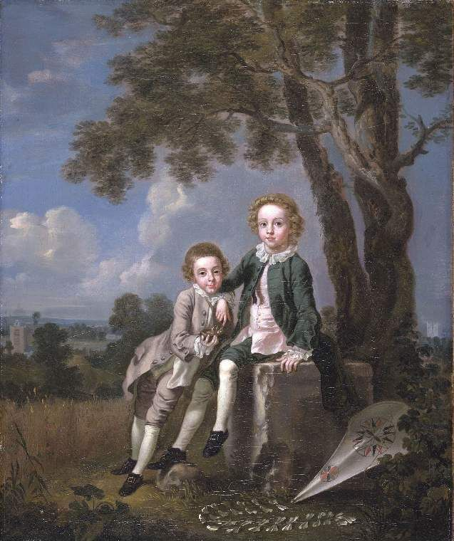 Fitzwilliam Museum - Francis Hayman | The Masters Martin Atkin c. 1740-1742