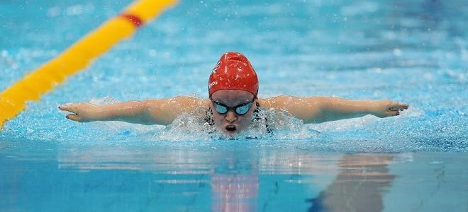 Simmonds on course for second gold | Team GB