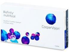 Biofinity Multifocal (6čoček) - CooperVision