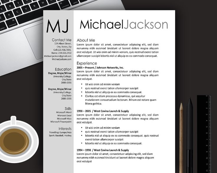 17 best ideas about resume template free on pinterest free resume free resume download and business resume template