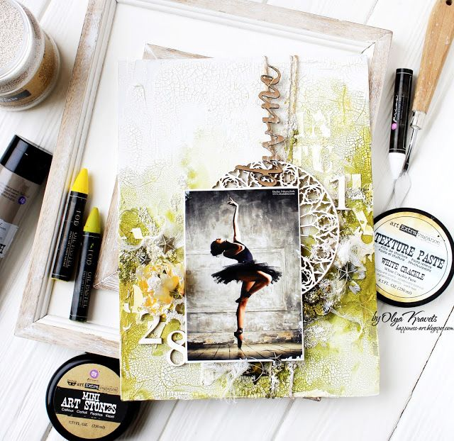 "Canvas ""Divine"" for CuteCute 