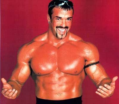 Buff Bagwell: Former WCW, WWE star now a professional gigolo