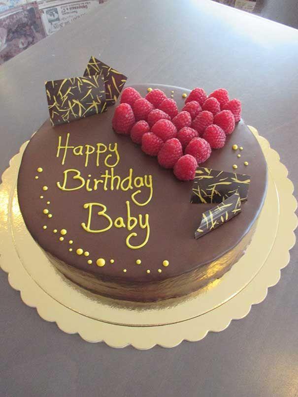 Wir lieben Schokolade. Und Torte. Und Geburtstage. Unsere