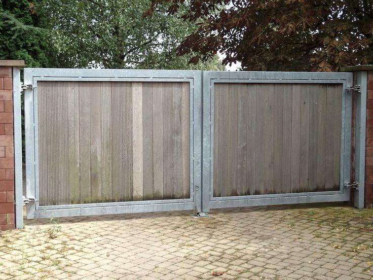 10 best portails images on pinterest fences door entry. Black Bedroom Furniture Sets. Home Design Ideas