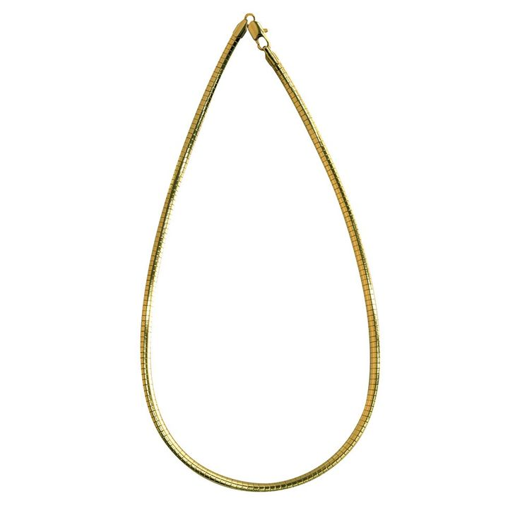 Charlotte Gold Necklace
