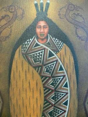 Au Wahine -by Victor Te Paa