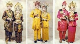 Riau province clothes