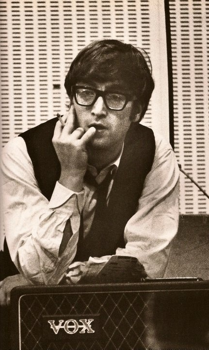 John with his glasses :)