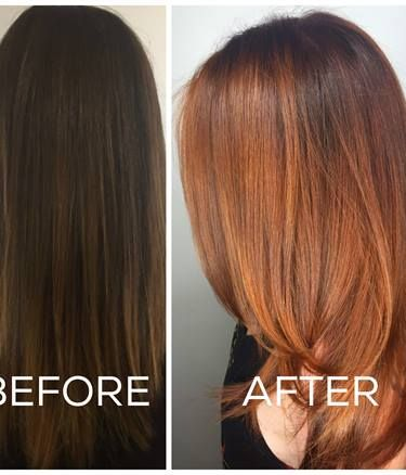 HOW-TO: Rich Hair Color with Golden Caramel Highlights - Career - Modern Salon