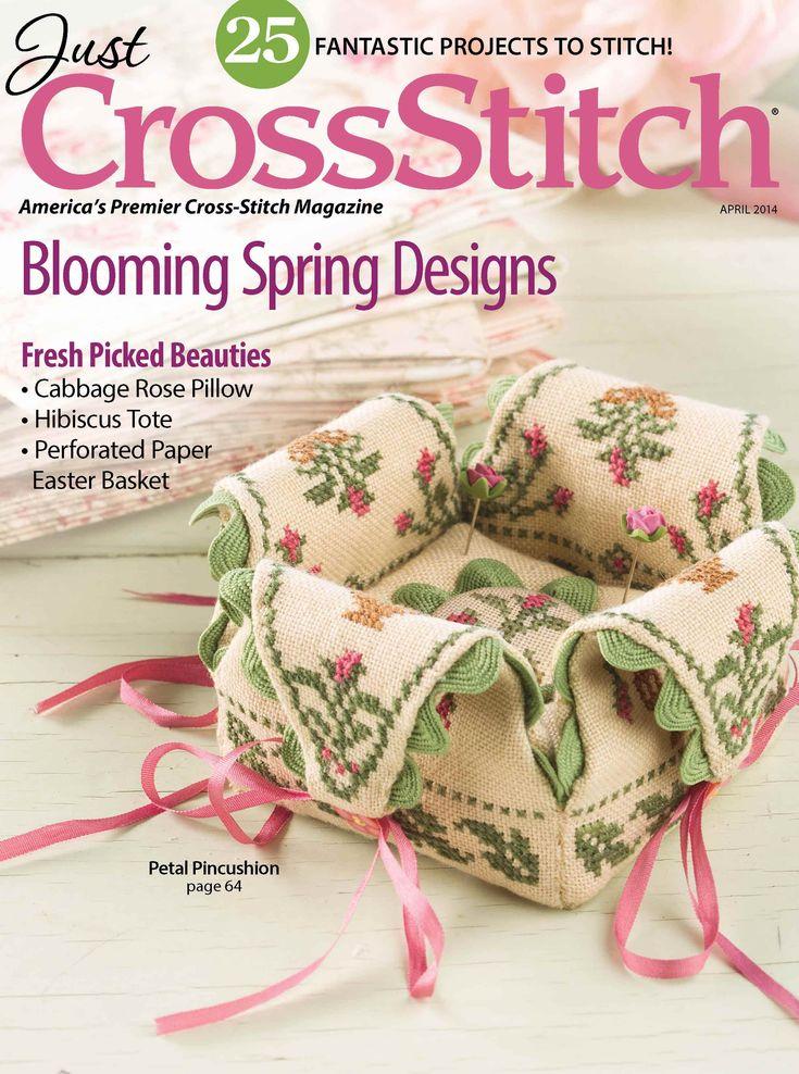 Just Cross Stitch - April 2014