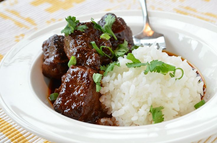 Burmese Red Pork Stew from Three Many Cooks.  Sounds interesting, perhaps something to try on a weekend when the weather is cool.