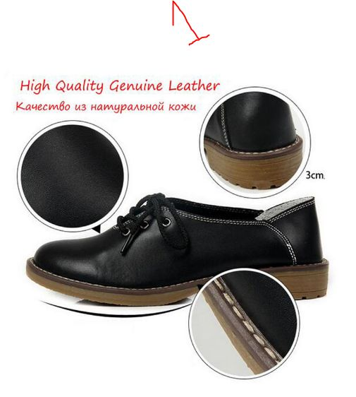 Genuine Leather Oxford Shoes Women Flats 2017 Fashion Women Shoes Casual Moccasins Loafers Ladies Shoes sapatilhas zapatos mujer Rated 4.9 /5 based on 1804 customer reviews  4.9 (1804 votes) 1545 orders Sale ends in 4 days Shop all our top brands now Price: US $26.65 - 30.91 / Pair Discount Price: US $14.92 - 17.31 / Pair