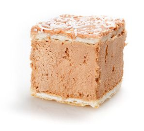 Chocolate Custard Square