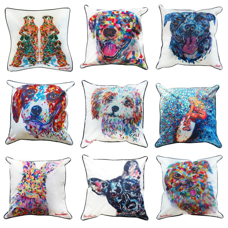 Tracey Keller Outdoor Cushion Covers