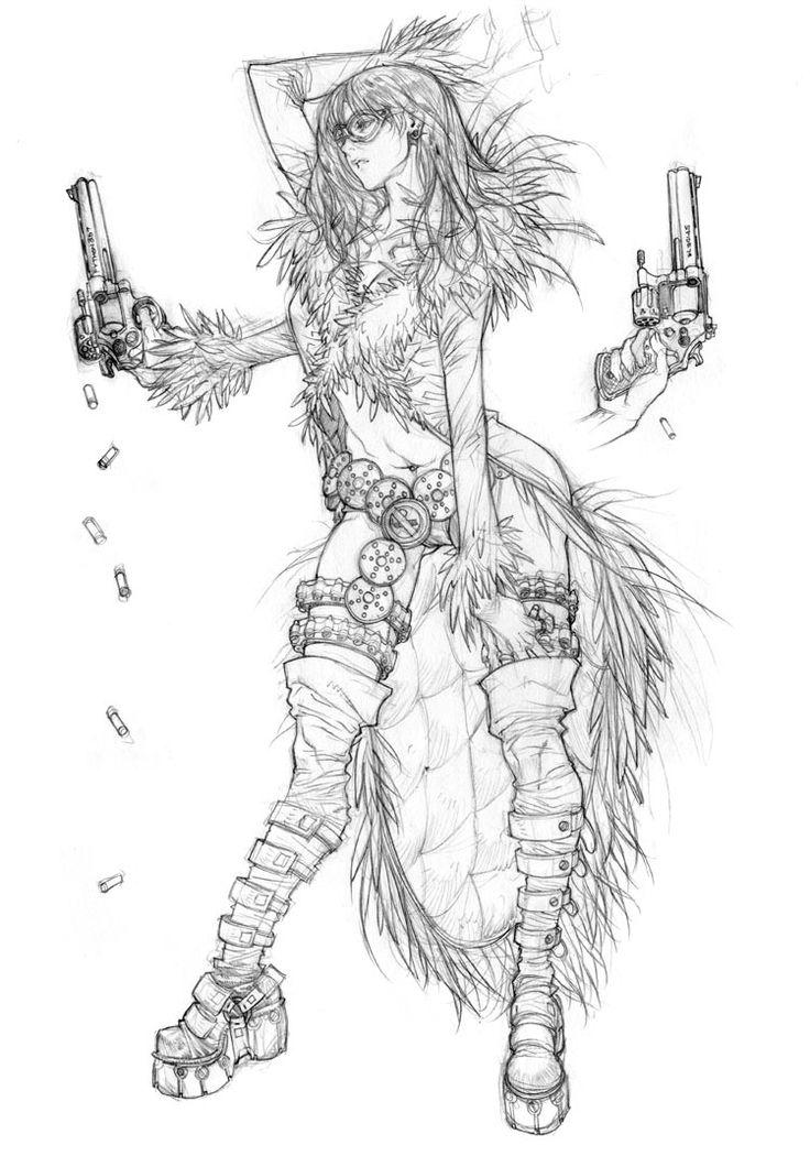 Sofia Sketch