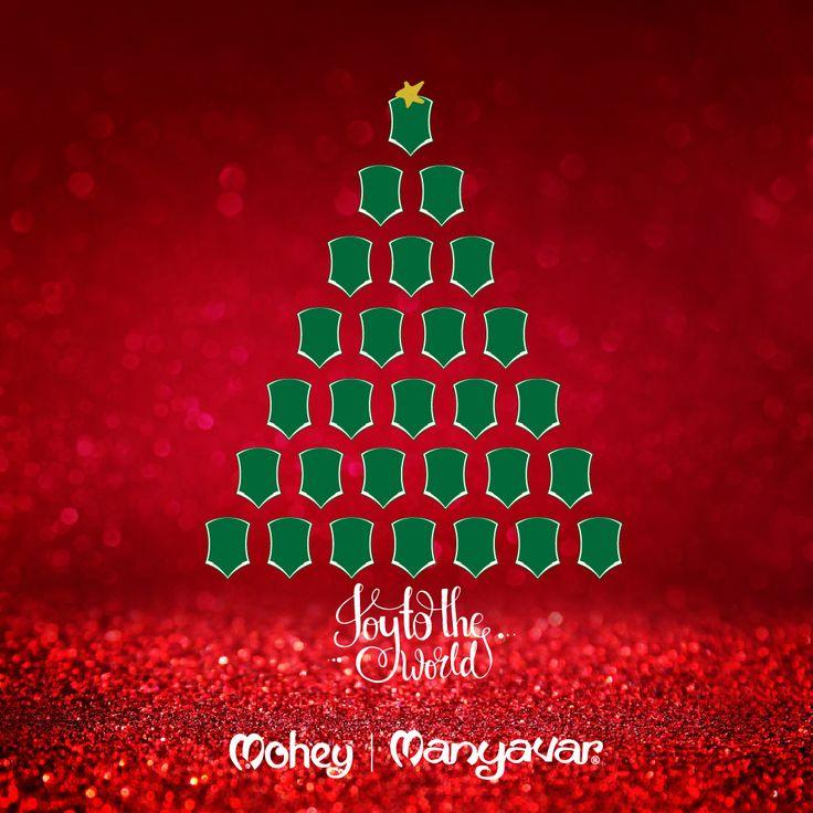 Wishing you an abundance of joy, peace and blessings. #MerryChristmas from all of us - Mohey Eddine & manya patil seth Parivar
