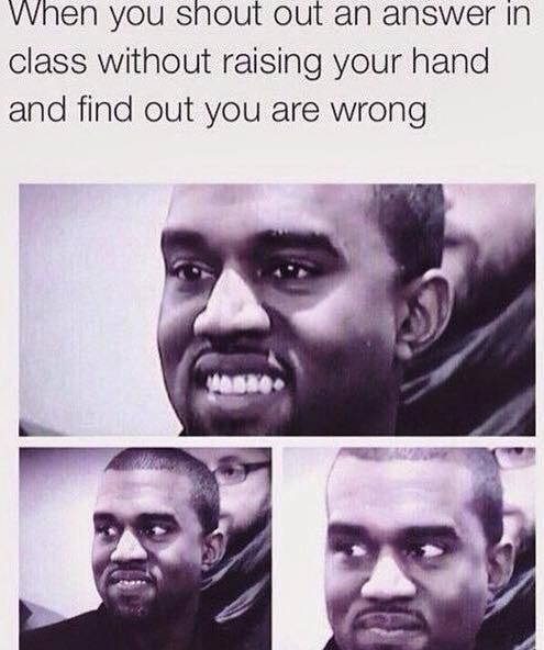 Kanye memes are my absolute favorite