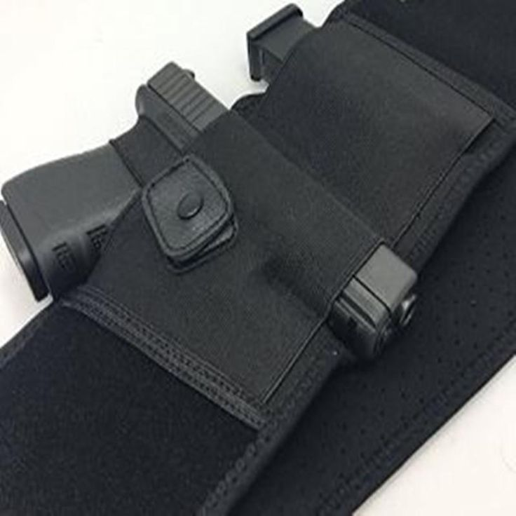 Holster for Concealed Carry Gun pistol - Universal - Left or Right Hand - Smith Wesson Bodyguard Glock 19 17 42 43 P238 Ruger LCP